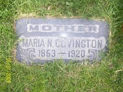 Maria Louisa <i>Newman</i> Covington