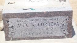 Alex B. Cordova