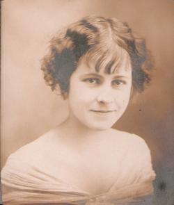 Augusta Mae <i>Kells</i> Buddenhagen
