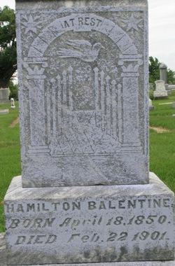 Alexander Hamilton Balentine, Jr