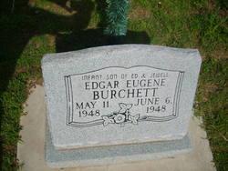 Edgar Eugene Burchett