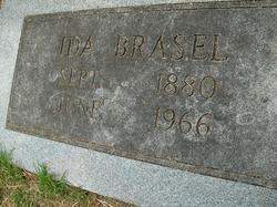 Ida E <i>Starr</i> Brasel