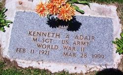 Kenneth Adrian Adair