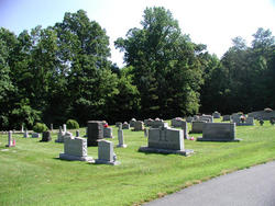 Amity Evangelical Lutheran Cemetery