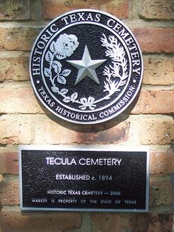 Tecula Cemetery
