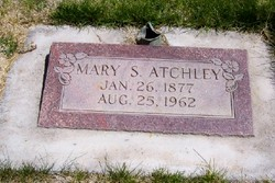 Mary Sudie Sudie <i>Renfrow</i> Atchley