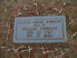 Dianna <i>Adams</i> Johnson