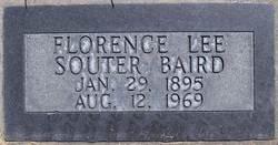 Florence <i>Lee</i> Baird