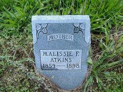 Malissie Frances <i>Brizendine</i> Atkins