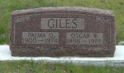 Palma <i>Quinlan</i> Giles