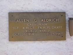 Allen G. Aldrich