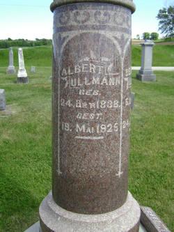 Albert George Ullmann