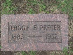 Maggie Ann <i>Davis</i> Prater
