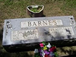 Dallas Noah Barnes