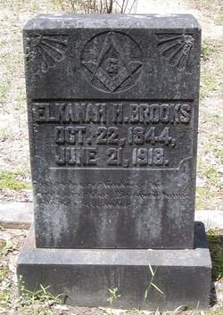 Elkanah H. Brooks, Jr