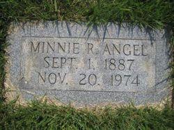 Minnie Carrie <i>Rumley</i> Angel