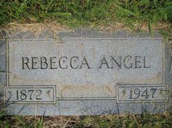 Rebecca Ann <i>Turner</i> Angel