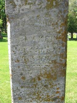 William H. Blaker