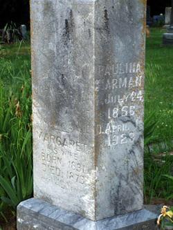 Margaret B <i>Prundon</i> Harman