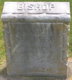 Emma <i>Franklin</i> Bishop