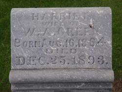 Harriet <i>Tibbs</i> Green