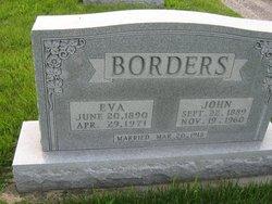 Eva Iona <i>Maratta</i> Borders