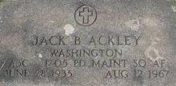Jack B. Ackley