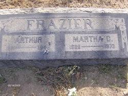Martha C. Mattie <i>Bass</i> Frazier