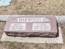 Roy E. Harwood