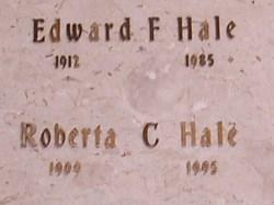 Roberta Ignatius <i>Clinton</i> Hale