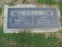 Bertie Lee <i>Ford</i> Bell