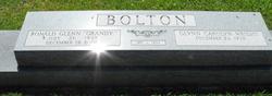 Ronald Glenn Grandy Bolton