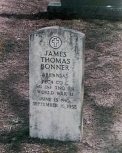 James Thomas Jim Tom Bonner