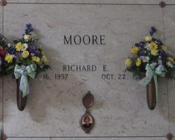 Richard E Moore