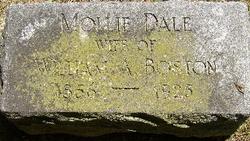 Mollie <i>Dale</i> Boston