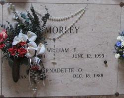 William F Morley