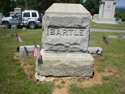 Mary A <i>Palmer</i> Bartle