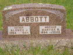 Alonzo J Abbott