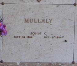 John C Mullaly
