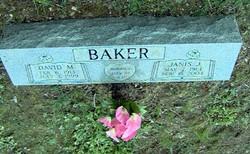 Janis J Baker