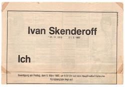 Ivan Skenderoff