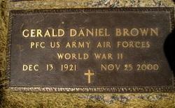 Gerald Daniel Brown
