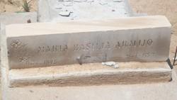 Maria Basilia Araiijo