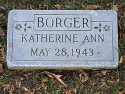 Katherine Ann Borger