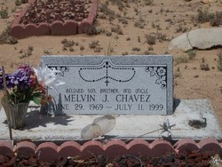 Melvin J. Chavez