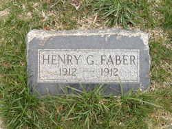 Henry Gustav Faber