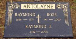 Raymond Antolayne