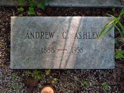 Andrew Calhoun Ashley