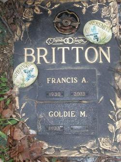 Francis A Britton