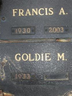 Goldie M Britton